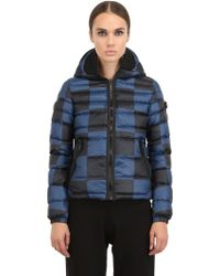 Ai Riders On The Storm Reversible Nylon Ripstop Down Jacket - Lyst