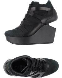 Alexander McQueen x Puma Low-Tops & Trainers black - Lyst