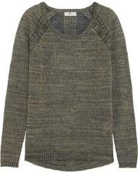 Day Birger Et Mikkelsen Metallic Knitted Sweater - Lyst