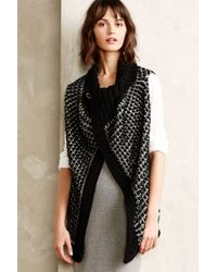 Anthropologie Reauden Sweater Vest - Lyst