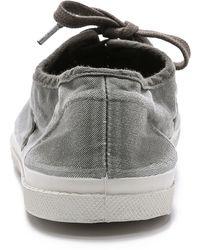 Bensimon - Tennis Vintage Sneakers - Beige - Lyst