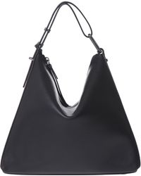 3.1 Phillip Lim Leather Quill Triangle Tote - Lyst