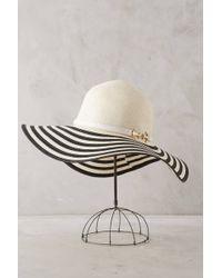 Eugenia Kim Loire Floppy Hat white - Lyst