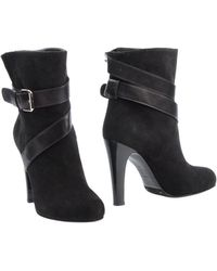 D&G Ankle Boots - Lyst