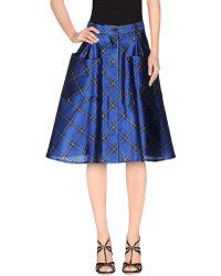 Jonathan Saunders | Knee Length Skirt | Lyst