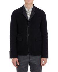 Burberry Prorsum Reversible Sportcoat - Lyst
