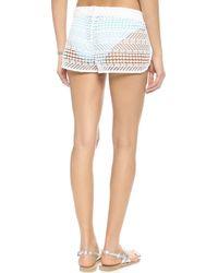 Zinke - Paige Shorts - White - Lyst