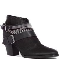 Dolce Vita Yazmina Boots in Onyx - Lyst
