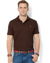 Polo Ralph Lauren Pima Softtouch Polo Shirt - Lyst