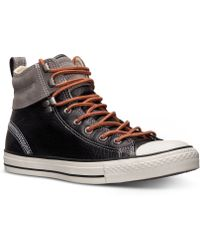 Converse Mens Chuck Taylor All Star Hiker 2 Sneakers From Finish Line - Lyst