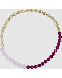 FLorian - Necklace - Lyst