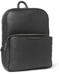 Marc By Marc Jacobs - Fullgrain Leather Backpack - Lyst