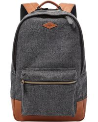 Fossil - Estate Backpack - Lyst