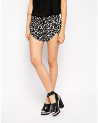 Finders Keepers Atlantic City Shorts - Lyst