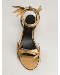 Eugene Riconneaus - 'leafeetia' Sandals - Lyst