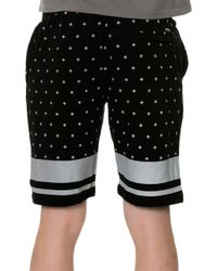 LRG The Grind French 3m Terry Shorts - Lyst