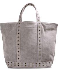 Vanessa Bruno Medium Leather Bag - Lyst