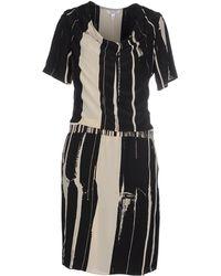 Farhi by Nicole Farhi - Knee-length Dress - Lyst