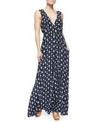 Sass & Bide - Imbibe Of Beauty Printed Jumpsuit - Lyst
