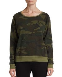 Textile Elizabeth And James Perfect Sweatshirt - Lyst