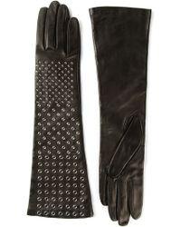 Ermanno Scervino - Studded Gloves - Lyst