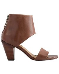 Atelje71 - Candice Mid Heel Sandal With Ankle Cuff - Lyst