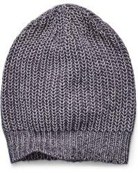 Denim & Supply Ralph Lauren Slouchy Knit Hat