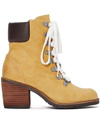Nasty Gal Shoe Cult Trekking Boot - Lyst