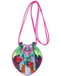 Manish Arora Candy Ice Padded Nylon Shoulder Bag - Lyst