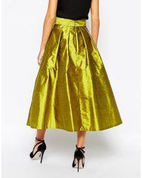 Coast - Evaline Full Skirt - Lyst