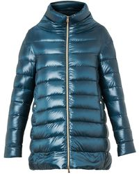 Herno Ultralight Quilted Down Coat - Lyst