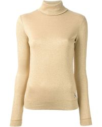 Love Moschino Turtle Neck Sweater - Lyst