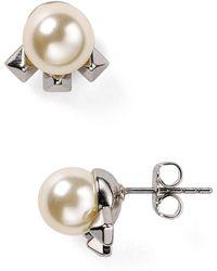 Rebecca Minkoff Stud Earrings - Lyst