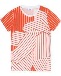 Jil Sander   Short Sleeve T-shirt   Lyst