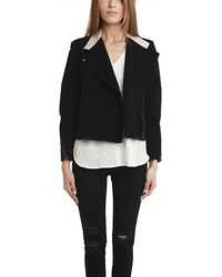 Helmut Lang Performa Fitted Jacket - Lyst