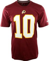 Nike Mens Robert Griffin Iii Washington Redskins Pride Player Tshirt - Lyst