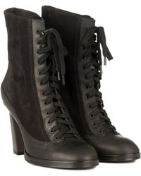 Rag & Bone Hove Lace Up Boots - Lyst