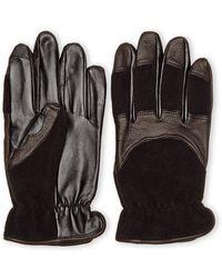 Joseph Abboud Touch Tech Gloves - Lyst