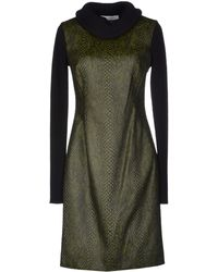 Viktor & Rolf G Kneelength Dress - Lyst