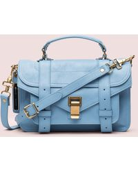 Proenza Schouler Ps1 Tiny Leather - Lyst