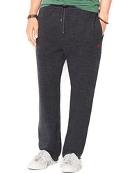 Ralph Lauren Polo French-rib Athletic Pants - Lyst