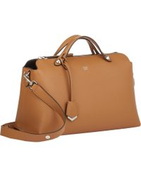 Fendi By The Way Bauletto Large Bag - Lyst