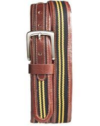 Jack Mason Brand - 'tailgate - Missouri Tigers' Belt - Lyst