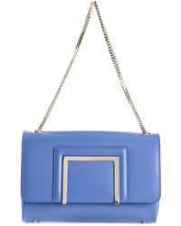 Jimmy Choo 'Alba' Shoulder Bag - Lyst