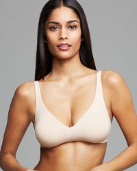 Hanro Bra Sensation Full Figure Soft Cup Wireless - Lyst