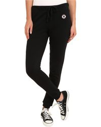 Converse Ft Banded Pant - Lyst