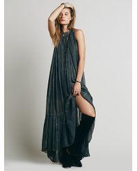 Free People Womens Hera Maxi Dress - Lyst