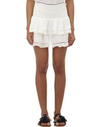 Etoile Isabel Marant Tiered Connie Skirt - Lyst