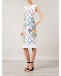 Preen 'Issy' Dress - Lyst