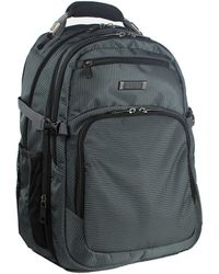 Kenneth Cole Reaction - Expandable Double Compartment Backpack - Lyst
